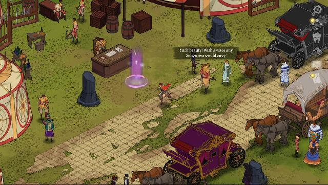 Masquerada: Songs and Shadows screenshot 25994