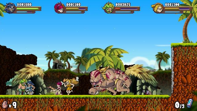 Caveman Warriors screenshot 12118