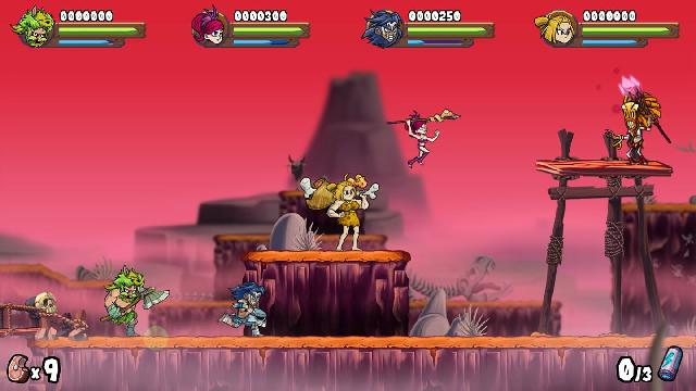 Caveman Warriors screenshot 12124
