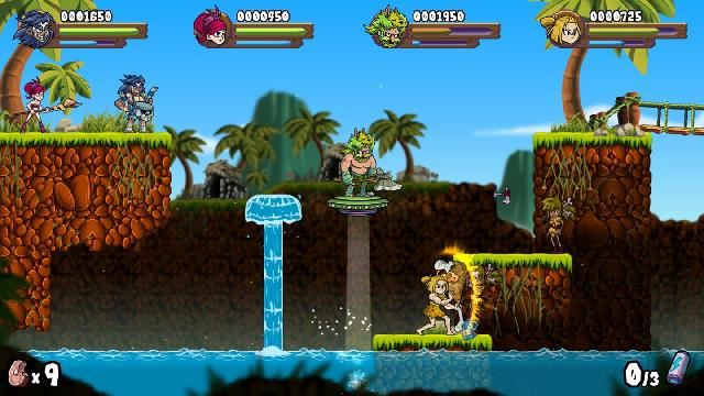 Caveman Warriors screenshot 12126