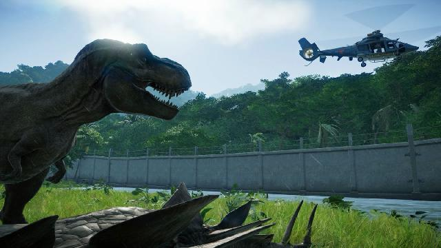 Jurassic World: Evolution screenshot 14277