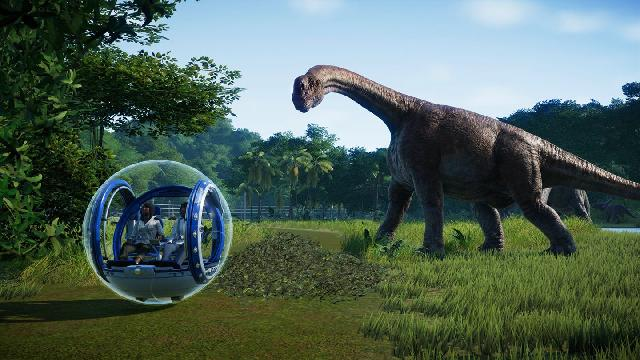 Jurassic World: Evolution screenshot 14279