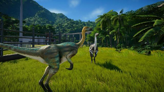 Jurassic World: Evolution screenshot 14282