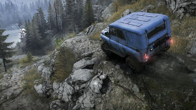 Spintires: MudRunner screenshot 13180