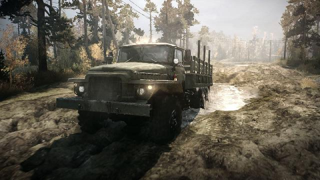 Spintires: MudRunner screenshot 13181