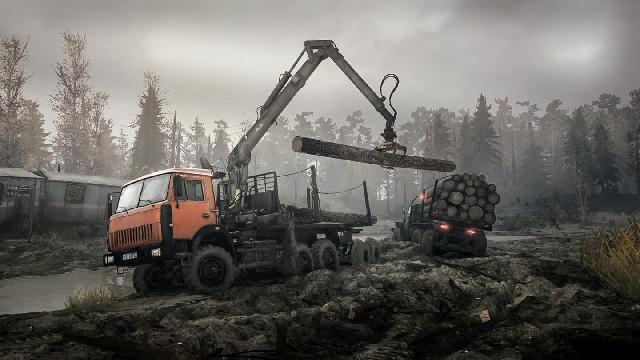Spintires: MudRunner screenshot 13182