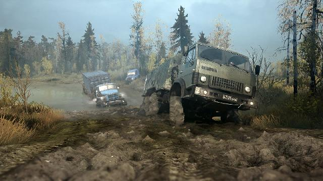 Spintires: MudRunner screenshot 13187