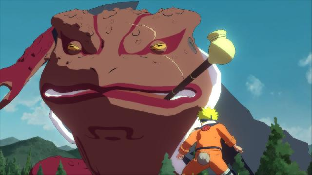 NARUTO: Ultimate Ninja STORM Screenshots, Wallpaper