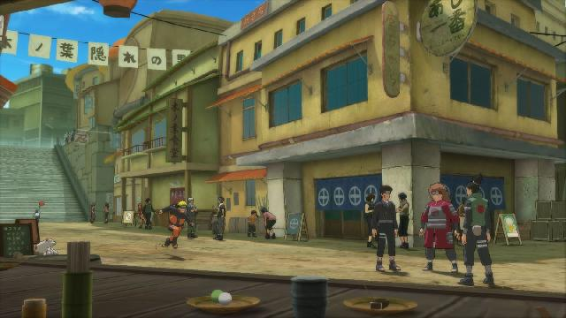NARUTO SHIPPUDEN: Ultimate Ninja STORM 3 Screenshots, Wallpaper