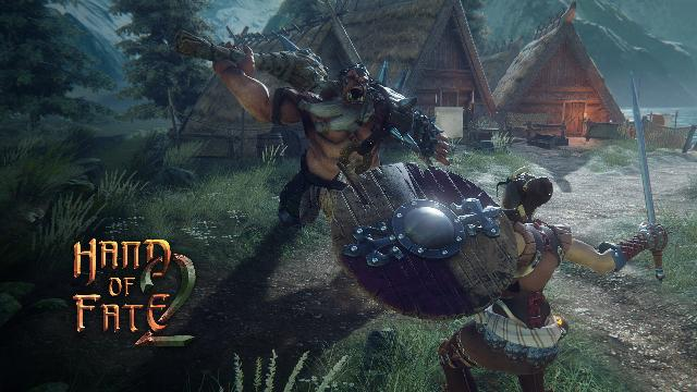 Hand of Fate 2 screenshot 12319