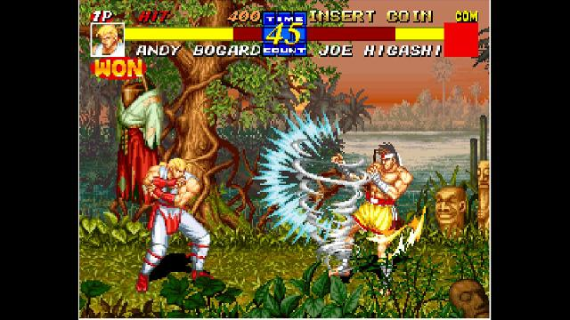 ACA NEOGEO: Fatal Fury 3 screenshot 12382