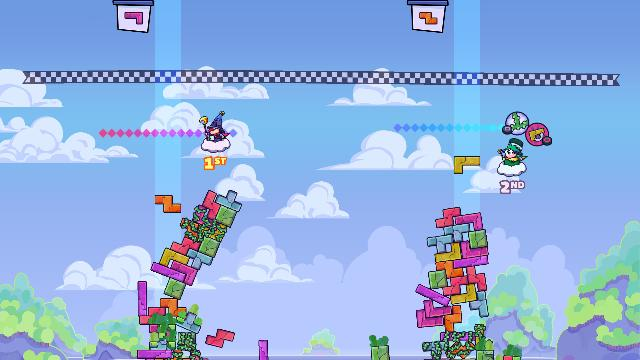 Tricky Towers Screenshots, Wallpaper