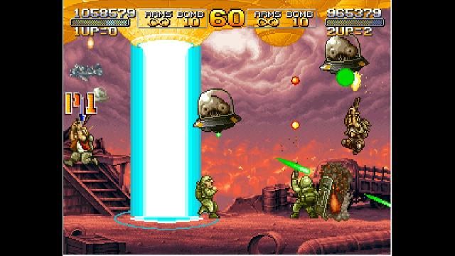 ACA NEOGEO: Metal Slug X screenshot 12901