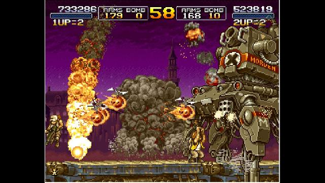 ACA NEOGEO: Metal Slug X screenshot 12902