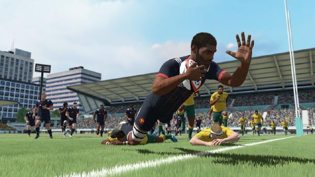 RUGBY 18 screenshot 13095