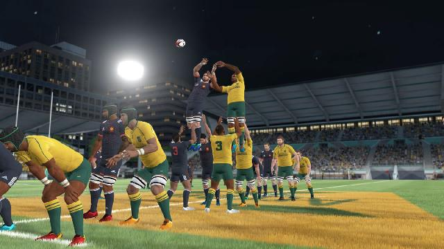 RUGBY 18 screenshot 13100