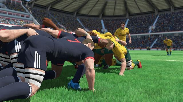RUGBY 18 screenshot 13101