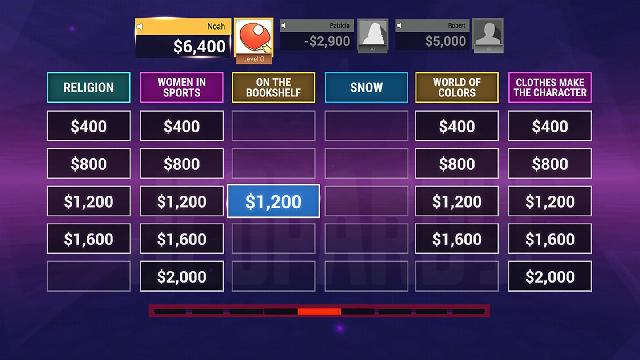 Jeopardy! Screenshots, Wallpaper
