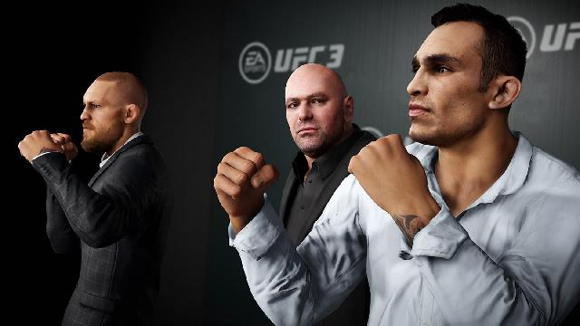 EA Sports UFC 3 screenshot 13292