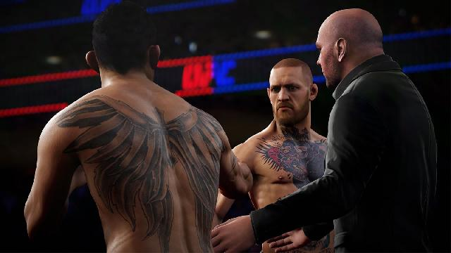 EA Sports UFC 3 screenshot 13296