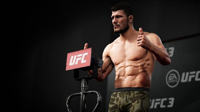 EA Sports UFC 3 screenshot 13297