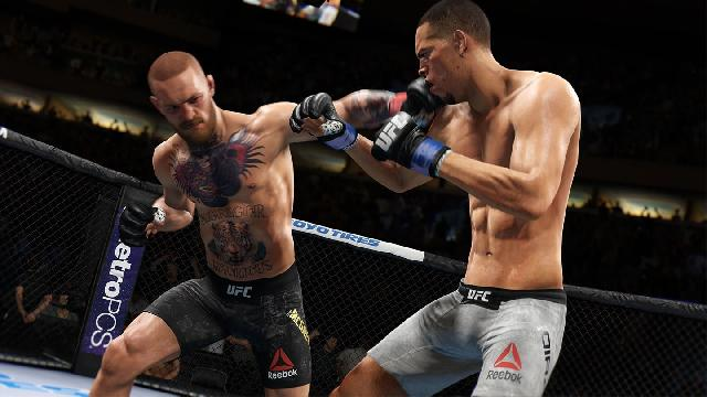 EA Sports UFC 3 screenshot 13300