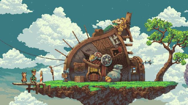 Owlboy screenshot 25901