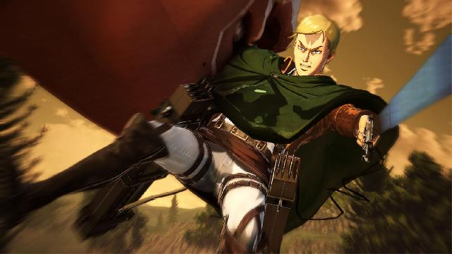 Attack On Titan 2 screenshot 13738