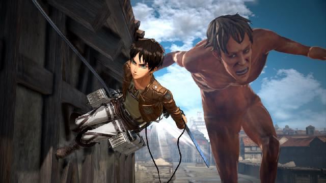 Attack On Titan 2 screenshot 13744
