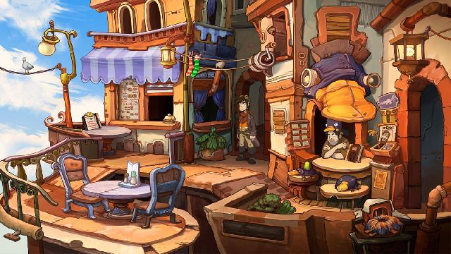 Chaos on Deponia screenshot 13415
