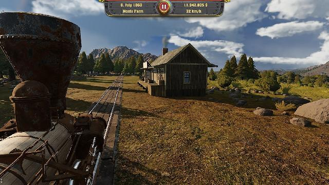 Railway Empire Screenshots, Wallpaper