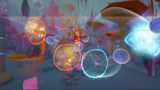 Boom Ball 3 For Kinect screenshot 13437