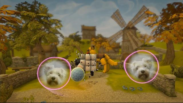 Boom Ball 3 For Kinect screenshot 13438