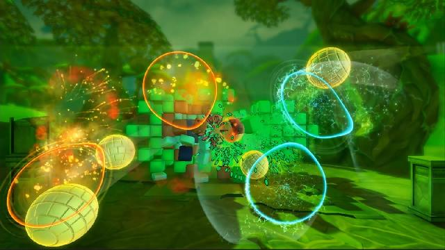 Boom Ball 3 For Kinect screenshot 13440