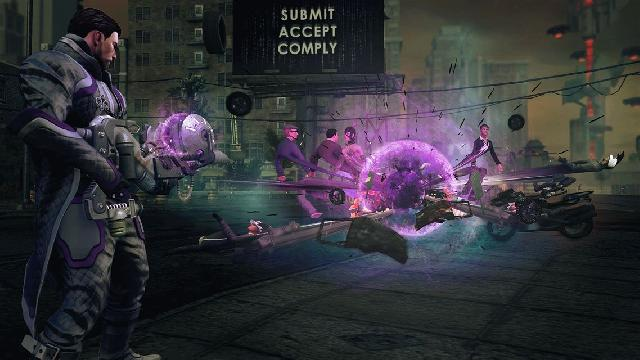 Saints Row IV: Re-Elected screenshot 2351