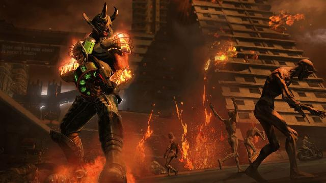 Saints Row: Gat Out of Hell screenshot 2340
