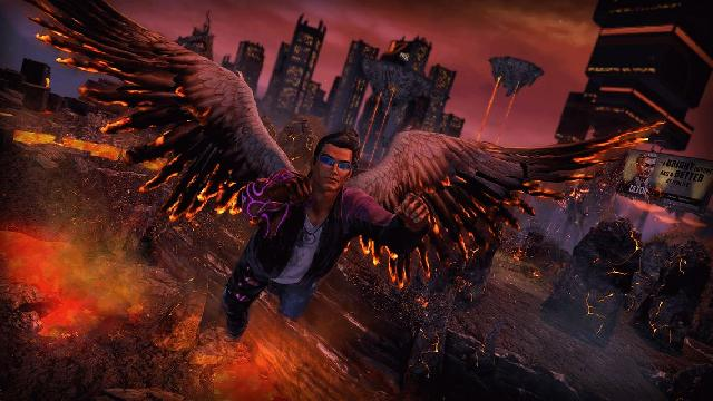 Saints Row: Gat Out of Hell screenshot 2342
