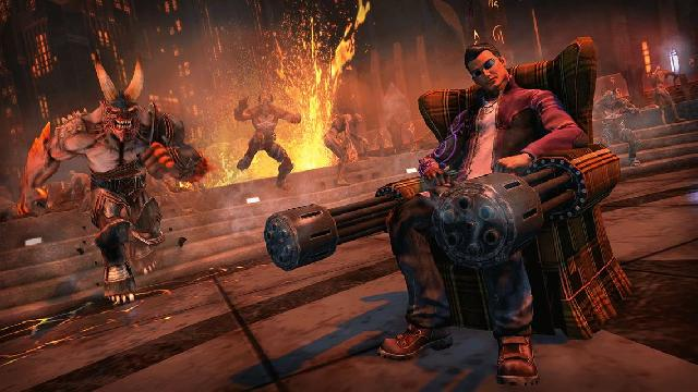 Saints Row: Gat Out of Hell screenshot 2343