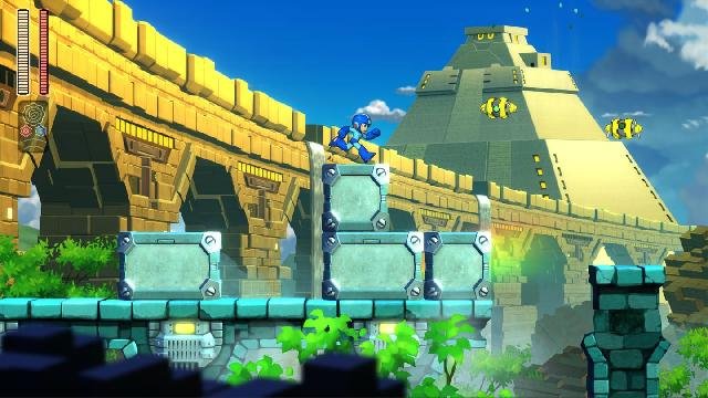 Mega Man 11 Screenshots, Wallpaper