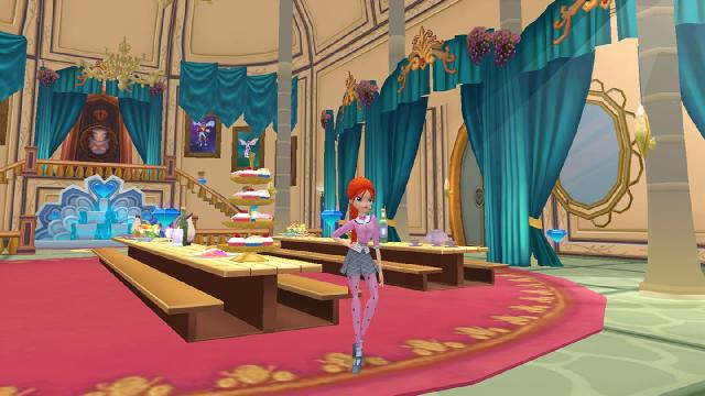 Winx Club: Alfea Butterflix Adventures screenshot 13539