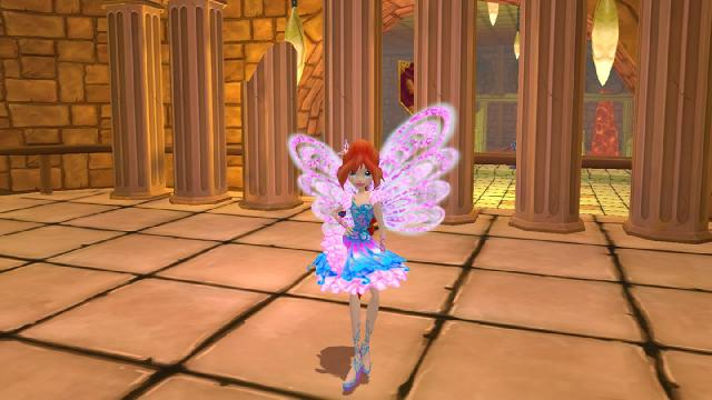 Winx Club: Alfea Butterflix Adventures screenshot 13541