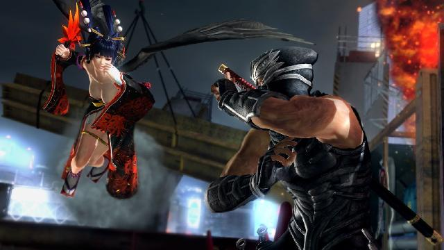 DEAD OR ALIVE 5: Last Round Screenshots, Wallpaper