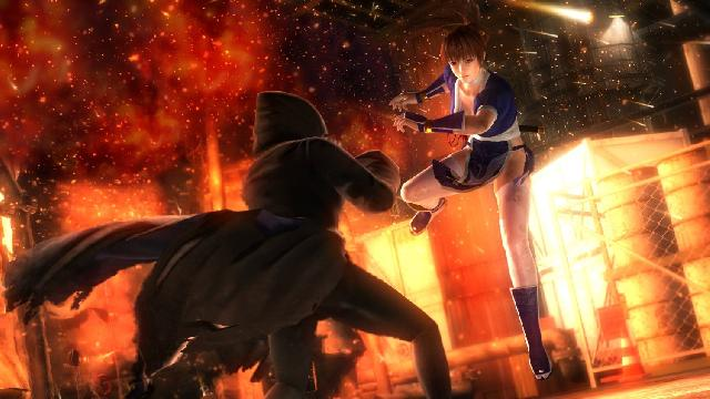 DEAD OR ALIVE 5: Last Round screenshot 1735