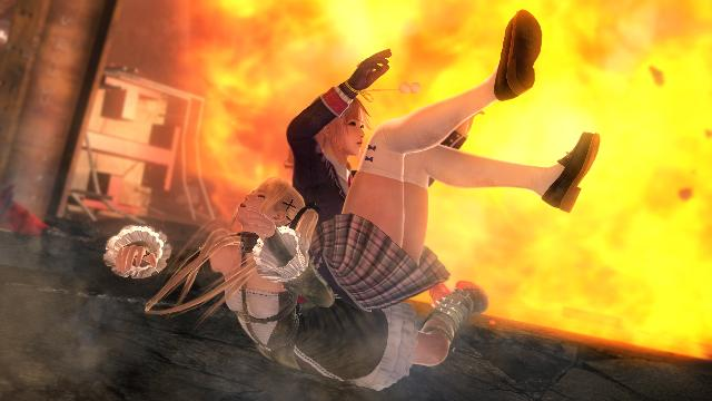 DEAD OR ALIVE 5: Last Round screenshot 2602