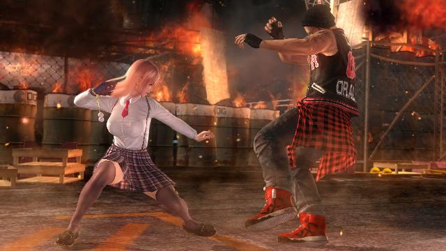 DEAD OR ALIVE 5: Last Round screenshot 2611