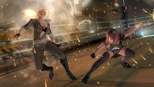 DEAD OR ALIVE 5: Last Round screenshot 2612