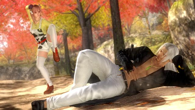 DEAD OR ALIVE 5: Last Round screenshot 2614