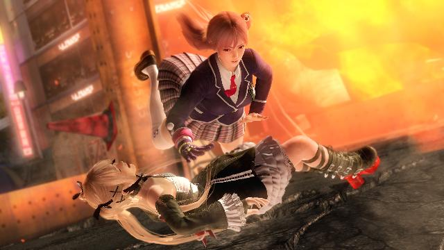 DEAD OR ALIVE 5: Last Round screenshot 2616