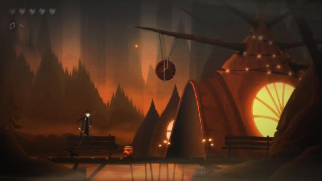 Pinstripe Screenshots, Wallpaper