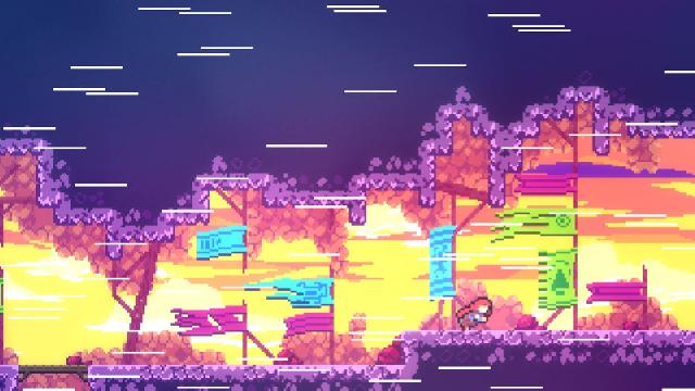 Celeste Screenshots, Wallpaper